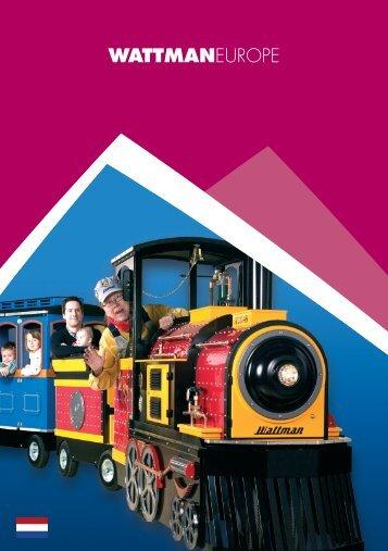 Brochure verkoop - Mini Express