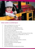 Brochure verkoop - Mini Express - Page 3