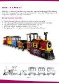 Brochure verkoop - Mini Express - Page 4