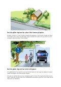 Broschyr: Var rädd om barnen - klipp häcken - Forshaga kommun - Page 3