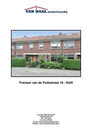 Dowload brochure - Van Daal Makelaardij