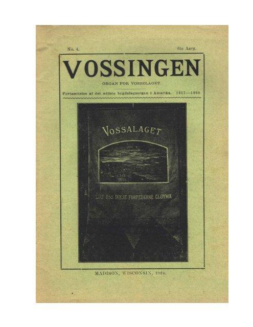 4 December 1924 Voss Now