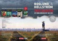 Roslund & Hellström - Twee soldaten - De Geus