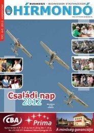 2012. szeptember - Budakeszi város hírportálja