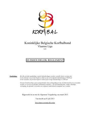 Huishoudelijk_Reglement_2013-07 - Koninklijke Belgische Korfbal ...