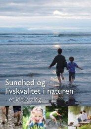 sundhed og livskvalitet i naturen