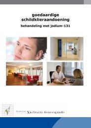 Behandeling goedaardige schildklieraandoening (pdf) - Instituut ...