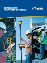 Brochure - Site Positioning Systems