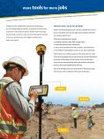 Brochure - Site Positioning Systems - Page 2