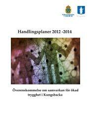 Handlingsplaner 2012 -2014 - Kungsbacka kommun