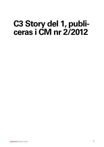 C3_story_part1 - Jannes vettar