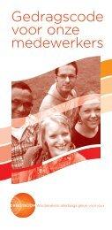 Gedragscode voor onze medewerkers - Driestroom