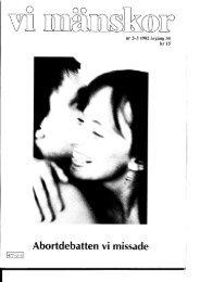 1982/2_3 - Vi Mänskor