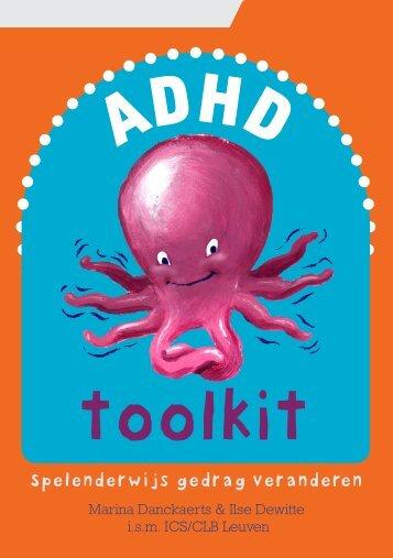 Handleiding ADHD-toolkit - Letop!