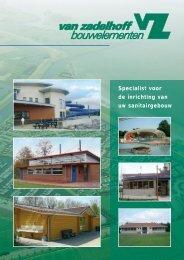 Brochure - Zadelhoff Bouwelementen