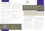 Praktische informatie - Stichting St. Annaklooster