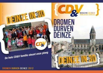 Folder 3D.pdf - CD&V Deinze