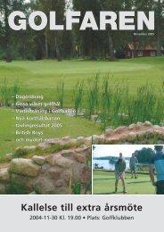 Golfaren ny_05 - Tranås Golfklubb