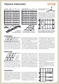 Takpanna monteringsanvisning - Armat - Page 3