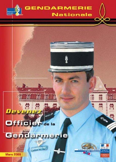 devenir officier de gendarmerie