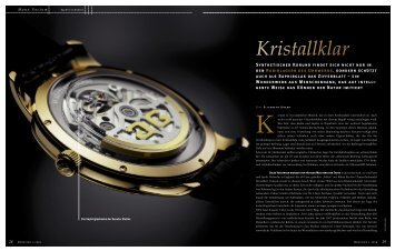 Kristallklar - Journal International Verlags