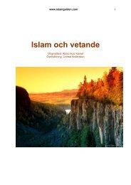 Islam och vetande - Islamguiden