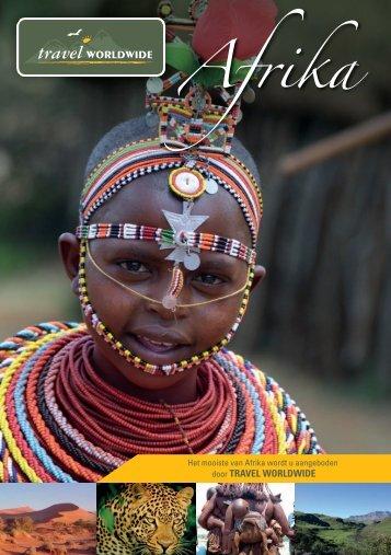 Afrika brochure - Travel Worldwide