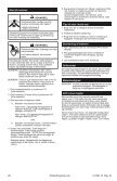 XT6.5, XT6.75, XT8 Betjeningsvejledning - Kohler Engines - Page 4