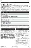 XT6.5, XT6.75, XT8 Betjeningsvejledning - Kohler Engines - Page 5