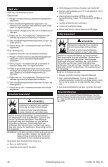 XT6.5, XT6.75, XT8 Betjeningsvejledning - Kohler Engines - Page 6