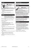 XT6.5, XT6.75, XT8 Betjeningsvejledning - Kohler Engines - Page 7