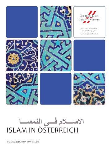 ISLAM IN ÖSTERREICH - Österreichischer Integrationsfonds