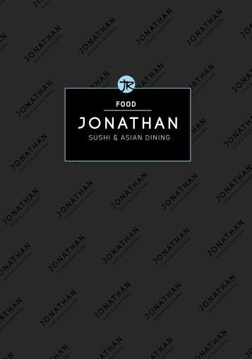 mat holtet - Enter / Jonathan - Sushi & Asian Dining