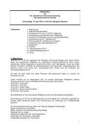 Protokoll 59 ordentlichen GV 12.04.2012-1 - Gewerbeverein Schötz