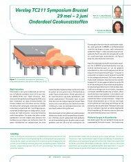 Verslag TC211 symposium Brussel 29 mei - GeoTechniek
