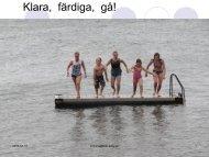 Klara, färdiga, gå! - BLF