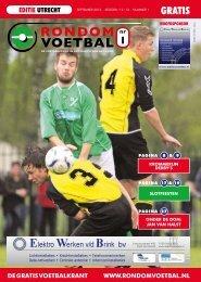 seizoen 2012/2013 nummer 1 - Rondom Voetbal