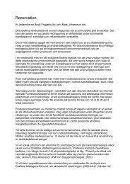 Reservation (pdf) - Barometern