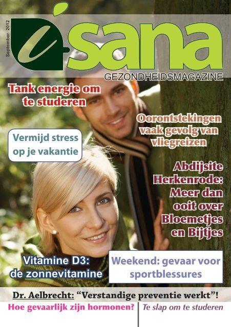 Tank energie om te studeren Vitamine D3: de ... - i-Sana