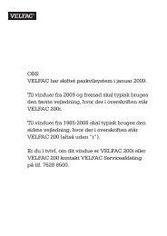 Servicevejl_V200_og_V200i_webshop - Velfac
