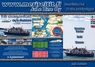 JaLe Line Oy - Merireitit