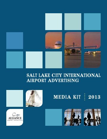 Download Media Kit PDF - Alliance Airport Advertising