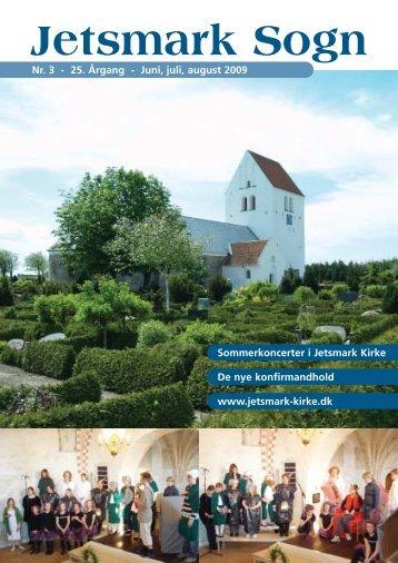 Kirkeblad nr. 3 2006 - Jetsmark kirke