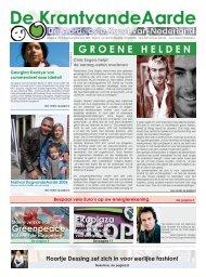 Jaargang 1 nr. 2 - Krant van de Aarde