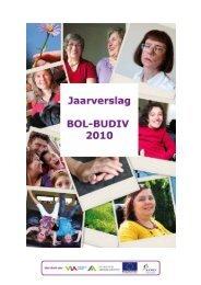 Jaarverslag 2010 - Onafhankelijk Leven