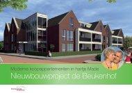 Nieuwbouwproject de Beukenhof - Daniels Stokvis Makelaardij
