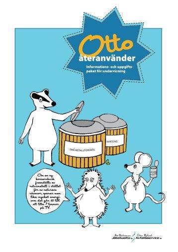 Undervisningsmaterialet Otto