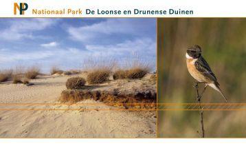 brochure - Nationaal Park De Loonse en Drunense Duinen