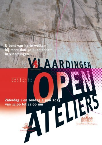 Download catalogus - Stichting Mareado