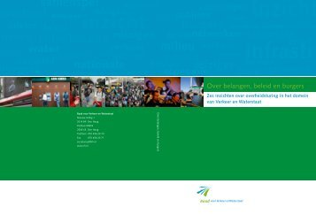 inzicht - Raad voor de leefomgeving en infrastructuur